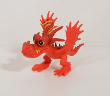 """2013 Red Hookfang 3"""" Defenders Of Berk Action Figure How To Train Your Dragon"""