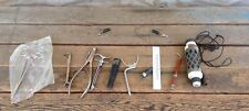 Lot of Vintage Dental Tools
