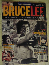 Martial Arts Legends Presents BRUCE LEE The Way of the Dragon Magazine Dec 1995