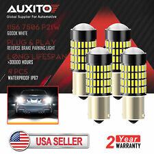 AUXITO 1156 7506 102 SMD LED Reverse Back Up Turn Brake Parking Light Bulb 6000K