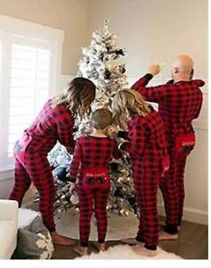 Family mens ladies kids baby all in one pyjama loungewear bear cheeks RRP £40