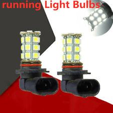 9005 HB3 27 SMD White LED Headlight High Beam / Day time running Light Bulbs N14