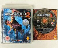 Uncharted 2 Among Thieves PS3 Video Game Playstation 3