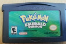 Nintendo Gameboy Advance game (cart only) Pokemon Emerald Version