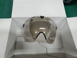 Mask Bambino Visor Silver Mirror New
