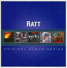 RATT Original Album Series 5 CD