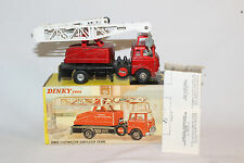1960's Dinky #970 Jones Fleetmaster Cantilever Crane, Nice Boxed