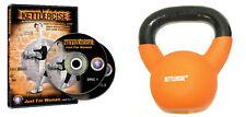 Kettlercise 'Just for Women' DVD and 2kg Kettlebell set