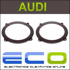 Controlli audio T1 t1-25au06 AUDI A3 2003-2012 3 PORTE MENSOLA POSTERIORE Auto Altoparlante Anelli Adattatore