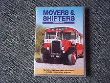 MOVERS & SHIFTERS VOLUME TWO DVD - VINTAGE COMMERCIAL VEHICLES
