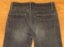 Old Navy women's denim jeans Straight Leg low rise size 6 W-31/32 L-27 EUC