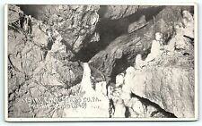 Postcard Pa Crystal Cave Berks County Prairie Dogs Formation 1920s R43