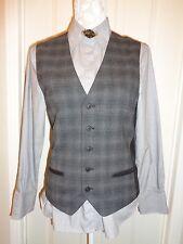 Ladies Civil War Reenactment Vest ~ Fully Lined  Size S