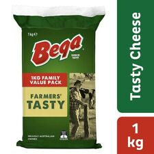 Bega Tasty Cheese Block 1kg