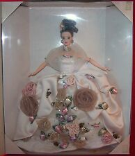 Mattel Antique Rose Barbie Limited Edition FAO Schwarz Fifth Avenue NRFB MIB