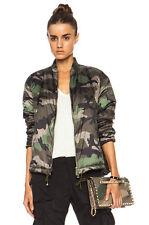 Valentino Sub-Zero Couture (US2 / Oversized) Fall 2014 Camouflage Puffer Jacket