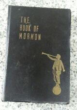 vintage 1952 The Book Of Mormon