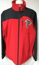 ac2134d7cd26 Atlanta Falcons Mens Large Full Zip Embroidered Soft Shell Jacket A1 1599