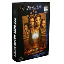 Supernatural Poster 1000 Piece Jigsaw Puzzle Adults Kids Gift Educational Toy