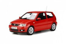 VW Volkswagen Polo GTI Otto Models 1/18 NEW WITH BOX 1500 units