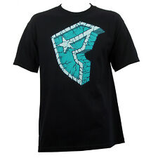 FAMOUS STARS & STRAPS Concrete BOH Black T-Shirt S NEW