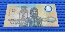 1988 Australia $10 Bicentennial Commemorative Banknote AB 20523708 First Polymer