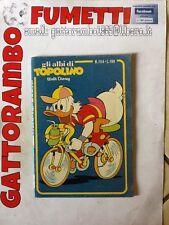 Albi Di Topolino N.1114 con bollino - Mondadori Ottimo