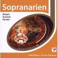 JUDITH BLEGEN - ESPRIT-MOZART,HÄNDEL: SOPRANARIEN  CD NEW+