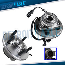 Pair 2 Front Wheel Bearing And Hub Assembly For 2006 2007 2010 Ford Explorer
