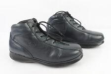 Bottines Boots à Lacets JOSE SAENZ Cuir Gris Anthracite T 36 EXCELLENT ETAT