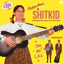 SHITKID - FISH   VINYL LP NEU