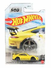 Hot Wheels 2021 Factory 500 HP Porsche 911 GT3 RS - Yellow