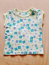 ♥ Baby Floral Girl Top 0-6m ♥