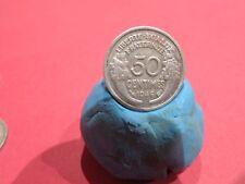 PIECE 50 CENTIMES   MORLON 1946