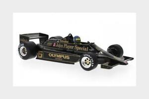 Lotus F1 79 #6 Winner Austria Gp 1978 Ronnie Peterson Black MCG 1:18 MCG18605 Mo