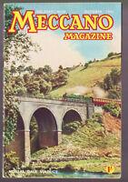 Meccano Magazine - Vintage - Vol. XXXVI, NO. 10, October 1951