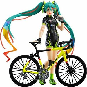 NEW Max Factory figma - Racing Miku 2016: TeamUKYO Support ver.