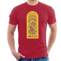 Monterey International Pop Festival Poster 1967 Men's T-Shirt