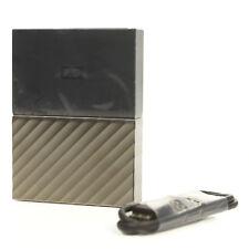 WD My Passport Ultra WDBFKT0040BGY-WESN 4TB External USB 3.0 Portable Hard Drive