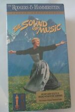 The Sound of Music: Movie & Soundtrack [VHS & Cassette] Rogers & Hammerstein NEW