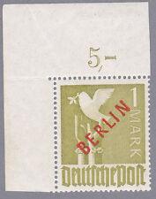 Berlin Mi.Nr. 33 Rotaufdruck postfrisch und geprüft