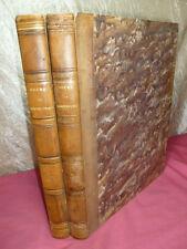 COURS DE CONSTRUCTIONS 2vols M-J SGANZIN 1841 Ponts, navigations maritimes..