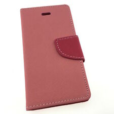 iPhone 5 5S SE High Quality Luxury Leather Flip Wallet Cover Case with Card Slot