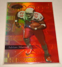 1999 Playoff Contenders rare Adrian Murrell red speed 038/100