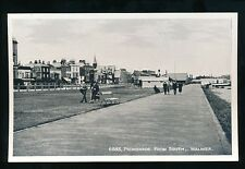 Kent WALMER Promenade Greetings c1950s? PPC by Salmon
