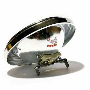 10 x Osram 50W 12V Halospot 111 AR111 24° G53 Warm White 510lm Halogen Spotlight