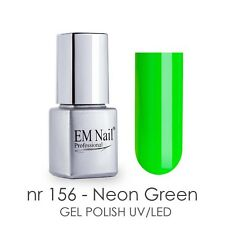 EM-NAIL PROFESSIONAL GEL POLISH CLASSIC RANGE UV LED SOAK OFF 5ML free P&P