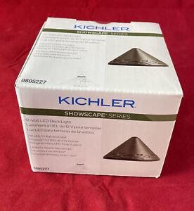 Kichler Showscape Olde Bronze 12-Volt Low Voltage LED Deck Light - 0805227
