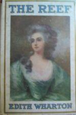 Edith Wharton, The Reef, Syndicate Pub. edition, dust jacket