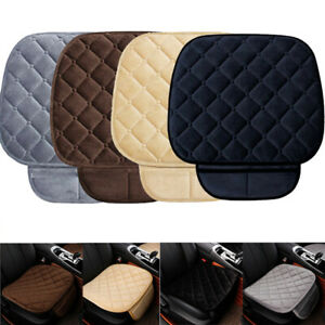 Front Seat Cushion Cover Winter Warm Car Seat Covers Universal Fit for Truck SUV
